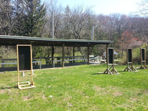 Hopewell fish and game handgun range for Hopewell fish and game